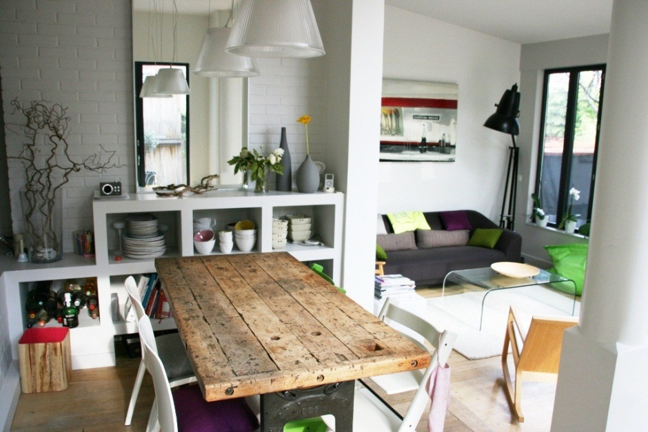 Renovation Style Loft En Rez De Jardin Green River