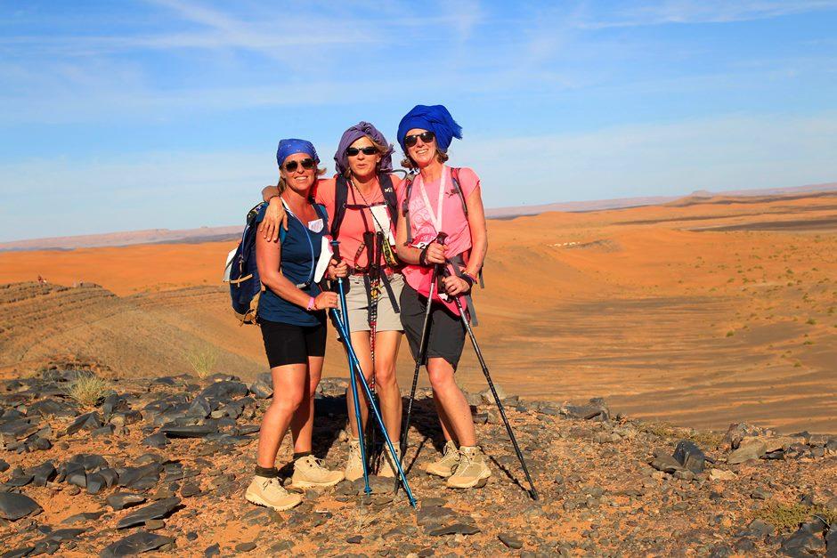 Trek desert gagazelle